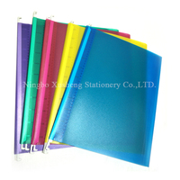 Wholesale PP office stationery hanging suspension A3 A4 size file folder manufacturer