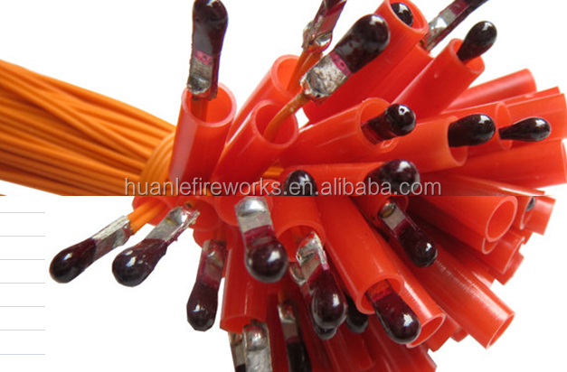 Liuyang happy fireworks ignitor high quality Fireworks Safety Electric Ignitors/ E-match