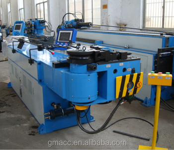 stainless steel pipe/tube bending machine GM-SB-38NCB