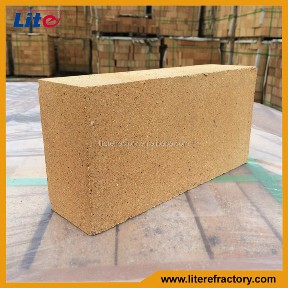 sell 45% Refractoriness High Density Fire Clay Brick for Ladle Lining