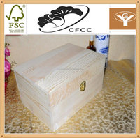 customized made in china wooden storage essential oil bottle box