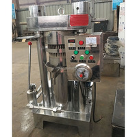 New automatic small hydraulic olive oil press machine for sale