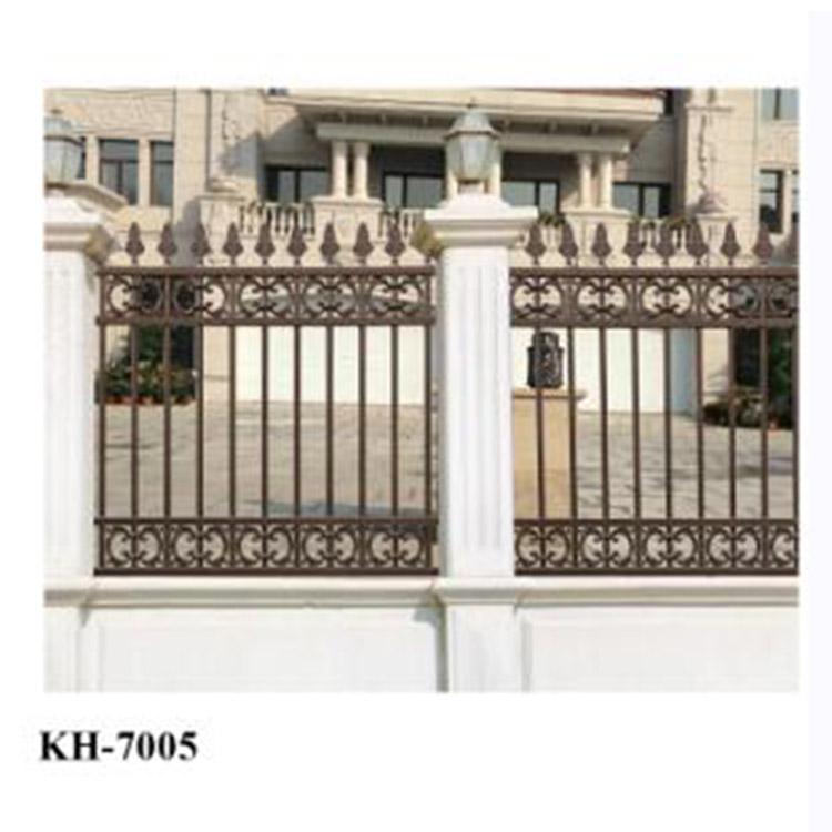 Yard Guard Cast Aluminum Garden Fence Panel