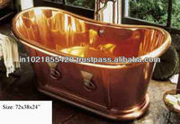 Copper Bath tub, tubs, copper tub