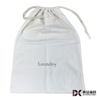 Custom design wholesale hotel laundry bags in bulk with wash and fold mesh lingeria laundry bag