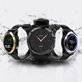 MTK6572 Bluetooth IP68 Waterproof H1 Smartwatch with Camera SIM Support 3G GPS/ WIFI Heart Rate Health Tracker Smart watches