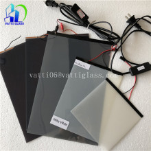Black electrochromic smart film prices for car window