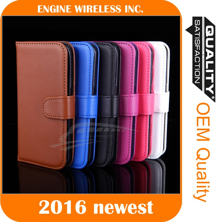 flip leather case 2016 new design cover case for samsung galaxy grand prime