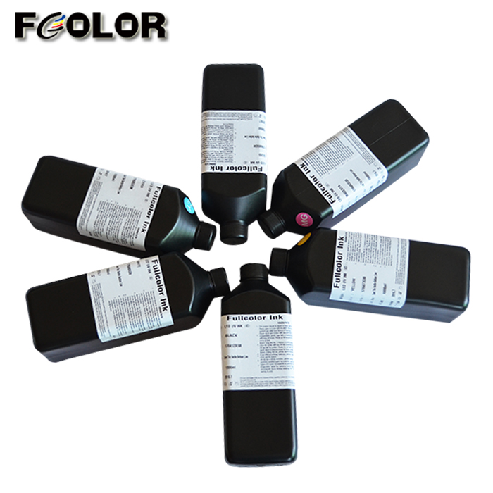 Fast Curing Led UV Curable Ink for Epson DX5 printer UV Ink Price