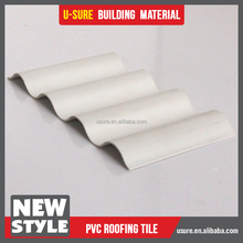 lightweight pvc roofing shingles