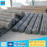 2m-6m Length Steel Round Bars For Rods Mill