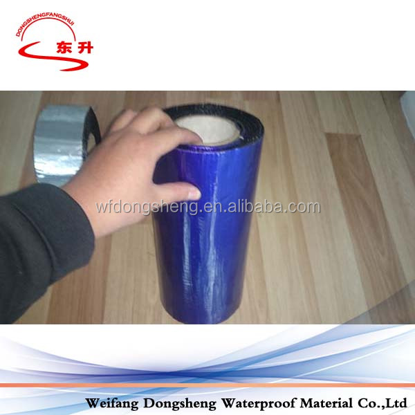 adhering bitumen pipe wrapping tapes