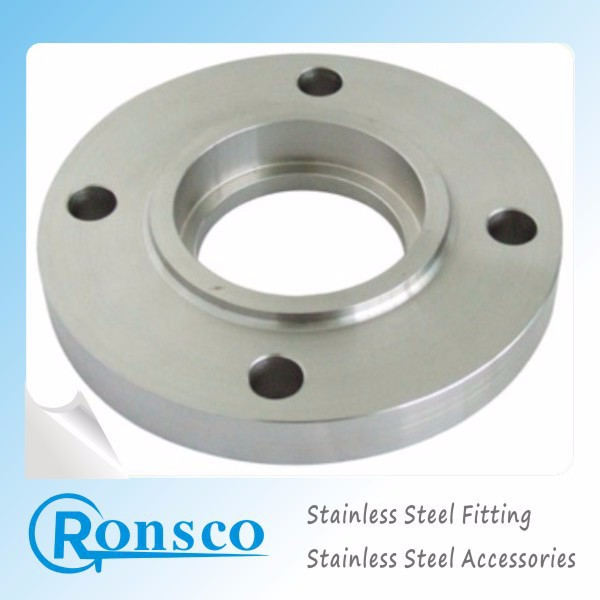 railing stainless steel square base flange