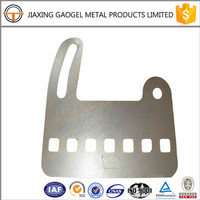 OEM profesional galvanized steel garage door part sheet metal hardware stamping
