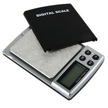 Wholesale 500g 0.01g Electronic Digital Jewelry scale Weighing Portable kitchen scales balance