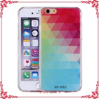 wholesale hot sales tpu cell phone cover case for Samsung S6