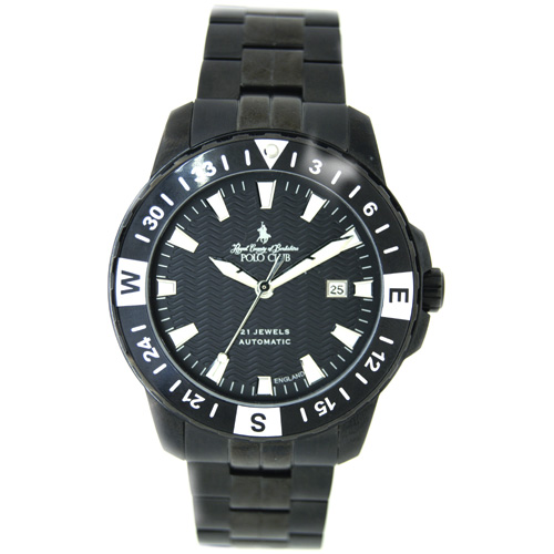 OEM High Quality Stainless steel luxury men charm watch