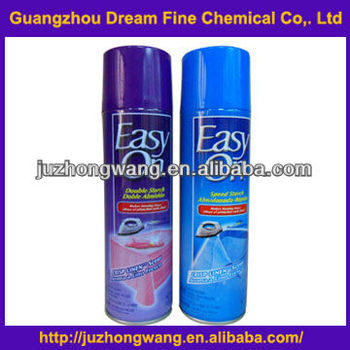 Clothes Fabric Refreshener Ironing Starch Spray