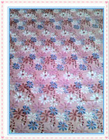 fabric flower made in china stock coral fleece blanket