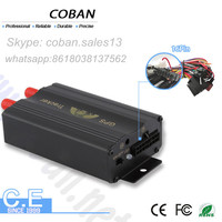gsm gprs gps tracking system for vehicle car bus truck real time gps tracking tk103 Coban
