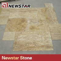 Natural Cut To Size Stones Travertine