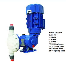 Supper September!Discount ! motor pumps Waste water Papermaking ACID polymer h2so4 dosing pump