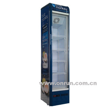 SC-145B Display Slim Beverage Fridge for Sell