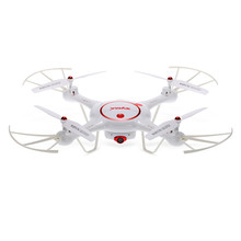 New SYMA Drone With HD Camera 2.4G Remote Control Aircraft 4CH 6Axis Gyro Headless SYMA X5UC RC Drone HD Camera