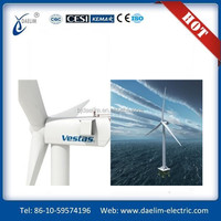3kw vertical axis wind generator turbine