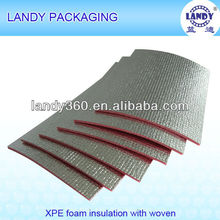 Easy install soft thermal cheap heat insulation material