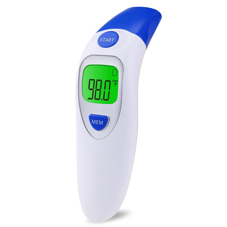 FDA Approved Medical Clinical Digital Non Contact Thermometer