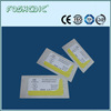 Natural absorbable Plain catgut suture with needle