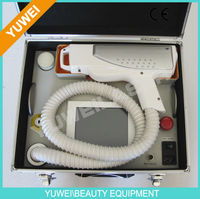 YUWEI--effective portable design pain free laser tattoo removal beauty machine