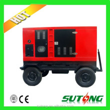 power bank low rpm mobile diesel generator