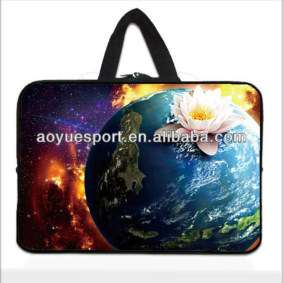Tablet pc case with colorful ball print HPS-0056