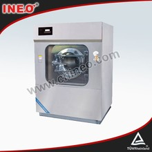 Commercial Big capacity commercial laundry washing machine price/hotel linen laundry equipment