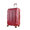travelling luggages girls eminent luggage Abs Polycarbonate Trolley Luggage