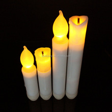 High Quality Led Taper Candle Led Candle Stick For Birthday Party