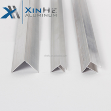 Xinhe Profile For Qatar Market Wholesale Kitchen Cabinet Rolling Roller Strip Glass Sliding Door Aluminum Profile