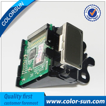 Original and New For Epson/roland/mimaki/Mutoh Color solvent base DX2 Print head(F055090 Model)