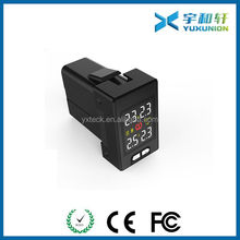 Car TPMS Tire Pressure Monitoring System with wireless internal sensors for Japanese series model