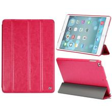 HOCO Retro Series Wake Up And Sleep Function Tri Folding Flip Stand Leather Case For iPadAir