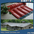 hot selling galvanized steel roof tile sheet SANTIWAY