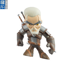 Make your own design custom vinyl pvc figures toys manufacture