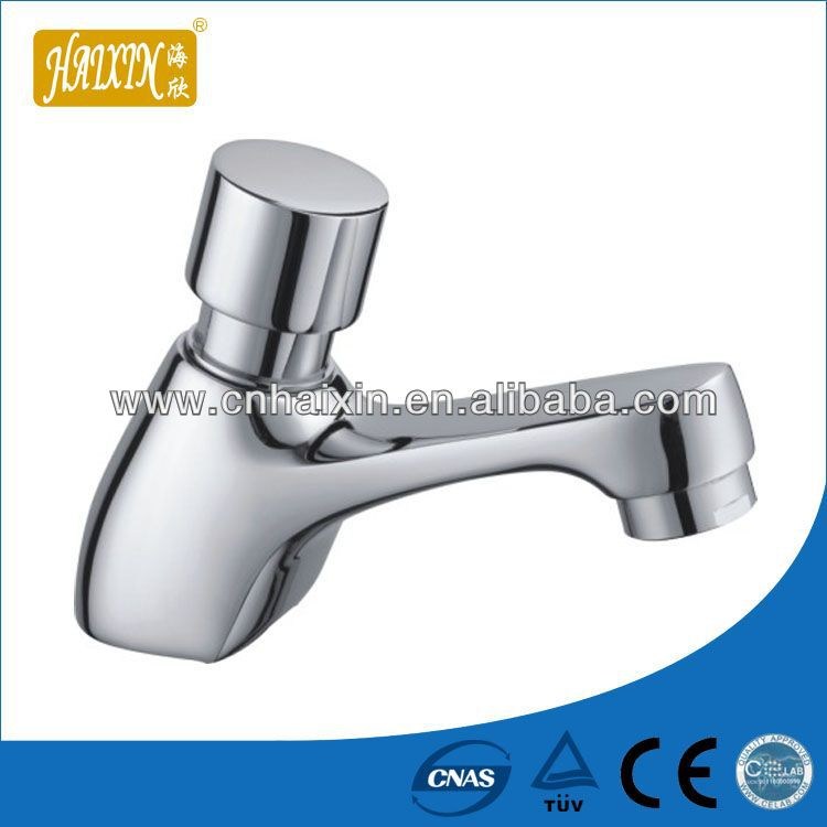 Self Closing Basin Faucet