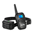 Remote Dog training shock collar rechargeable e-coller beeper collar for training dogs