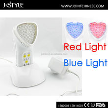 FDA approval high light LED 3 IN 1 Portable Facial massager and Multi-function Beauty Equipment