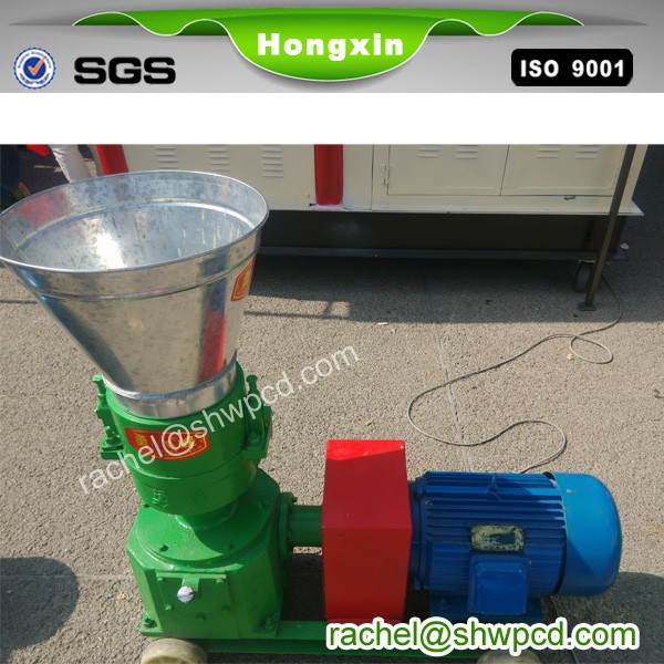 animal poultry chicken feed pellet machine