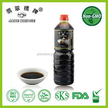 1000ml Japanese soy sauce pet bottle sweet&fresh taste 100% natural brewed