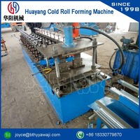 Building Material c purline lip channel roll forming machine